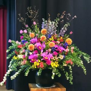 大田区卒業式花