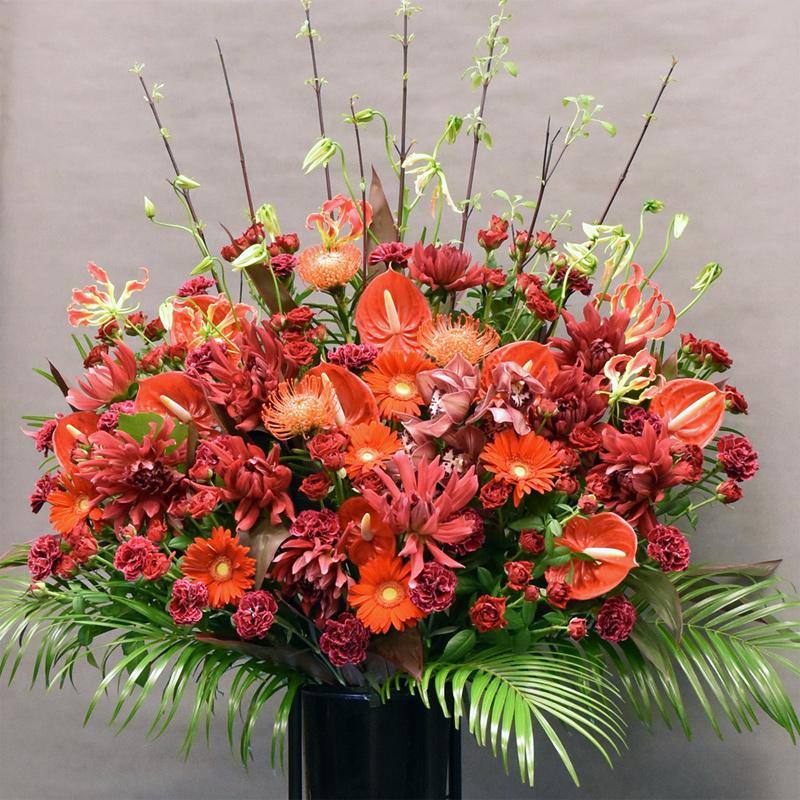 東京都大田区山王 大森の花屋 大花園(だいかえん)季節の旬な花をあなただけの贈り物に!上質でモダンな花贈りを大森スタイルでスタンド花をお届けします。