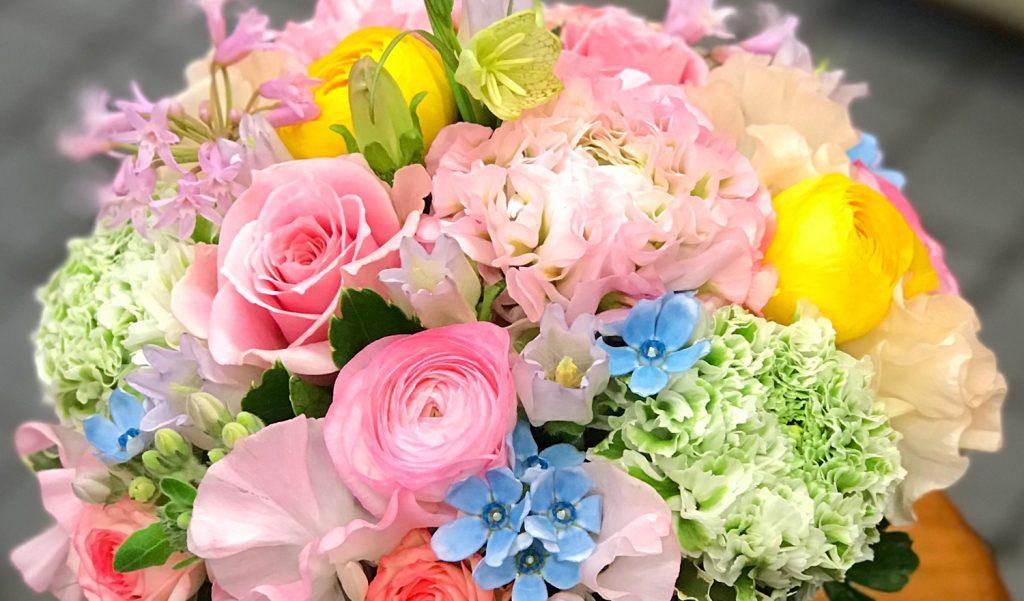 東京都大田区山王 大森の花屋 大花園(だいかえん)季節の旬な花をあなただけの贈り物に!上質でモダンな花贈りを大森スタイルでお届けします。入学式卒業式