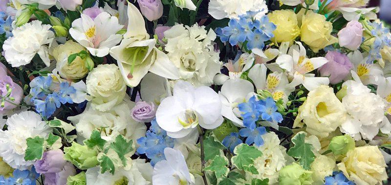 東京都大田区山王 大森の花屋 大花園(だいかえん)季節の旬な花をあなただけの贈り物に!上質でモダンな花贈りを大森スタイルでお届けします。お彼岸の仏花