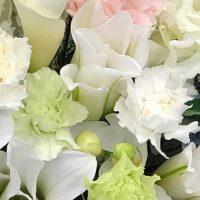 東京都大田区山王 大森の花屋 大花園(だいかえん)季節の旬な花をあなただけの贈り物に!上質でモダンな花贈りを大森スタイルでお届けします。枕花