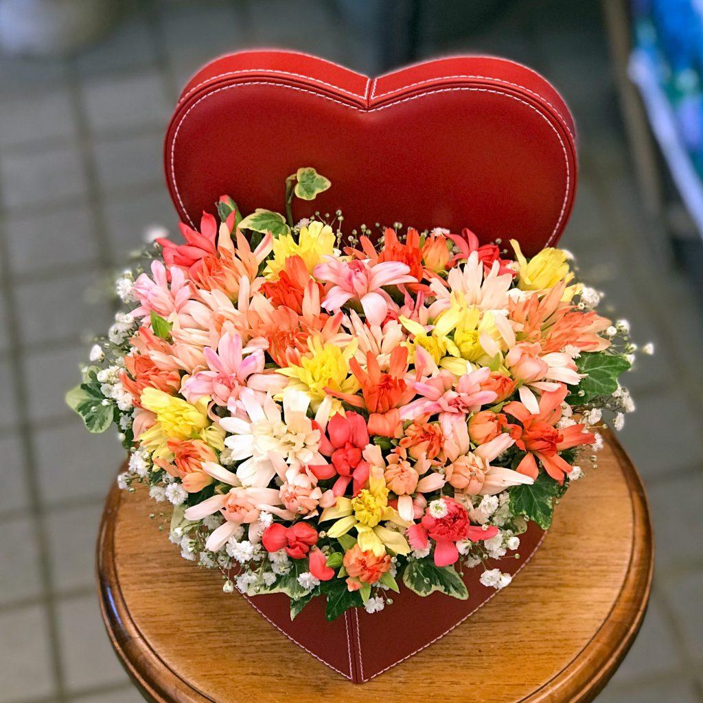 東京都大田区山王 大森の花屋 大花園(だいかえん)季節の旬な花をあなただけの贈り物に!上質でモダンな花贈りを大森スタイルでお届けします。母の日